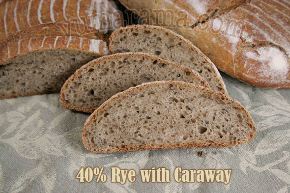 Rye with Caraway: Learning when to say when.