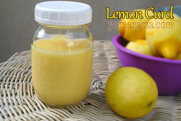 Luscious Lemon Curd