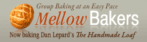 Handmade Loaf Mellow Bakers badge
