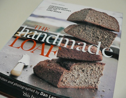 The Handmade Loaf by Dan Lepard to be MellowBakers.com's next project